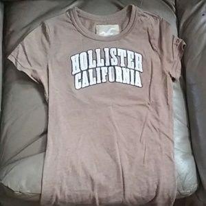 T-Shirt - Hollister, Size L